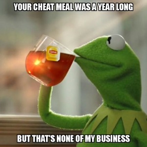 cheat-meal-meme